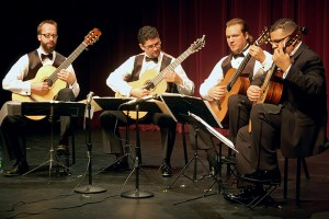 Thursday, June 9, 2011 ~ Texas Guitar Quartet