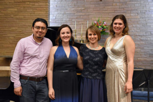 New Young Artists ~ June 7, 2016