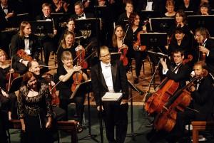 Felix Mendelssohn's Elijah ~ Victoria Bach Festival Orchestra and Chorus, Conspirare Symphonic Choir ~ Saturday, June 23, 2007